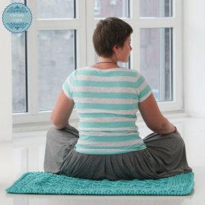 коврик для медитаций